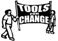 Tools for Change logo