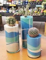 Cactus Sand Art Make & Take