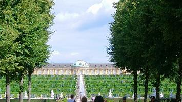 Schreiben in Potsdamer Gärten und Parks