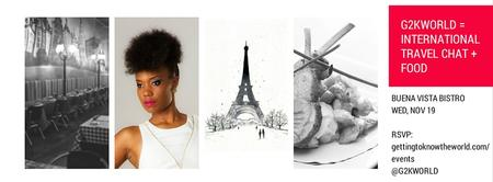 G2KWorld Movement: International Travel Chat and...