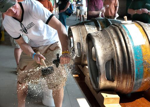 Brewmuda Triangle Cask Afternoon Part 2