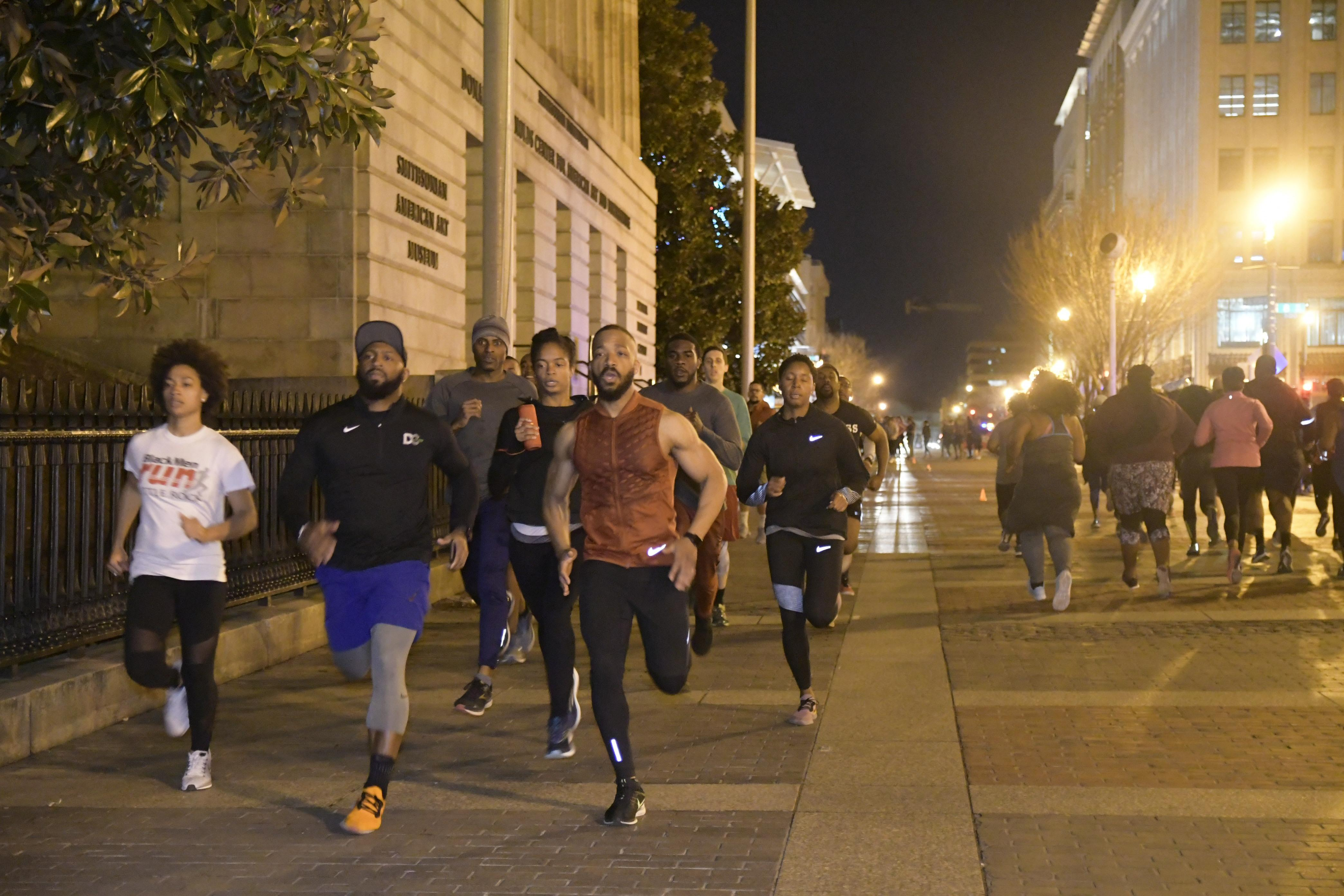 DC Run Crew HIIT and RUN February Session
