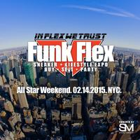 FunkFlex Sneaker and Lifestyle Expo!!!!!! All Star...