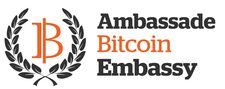 L'Ambassade Bitcoin / The Bitcoin Embassy logo