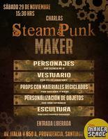 Charlas SteamPunk maker