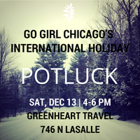 Go Girl Chicago (and friends) international holiday...