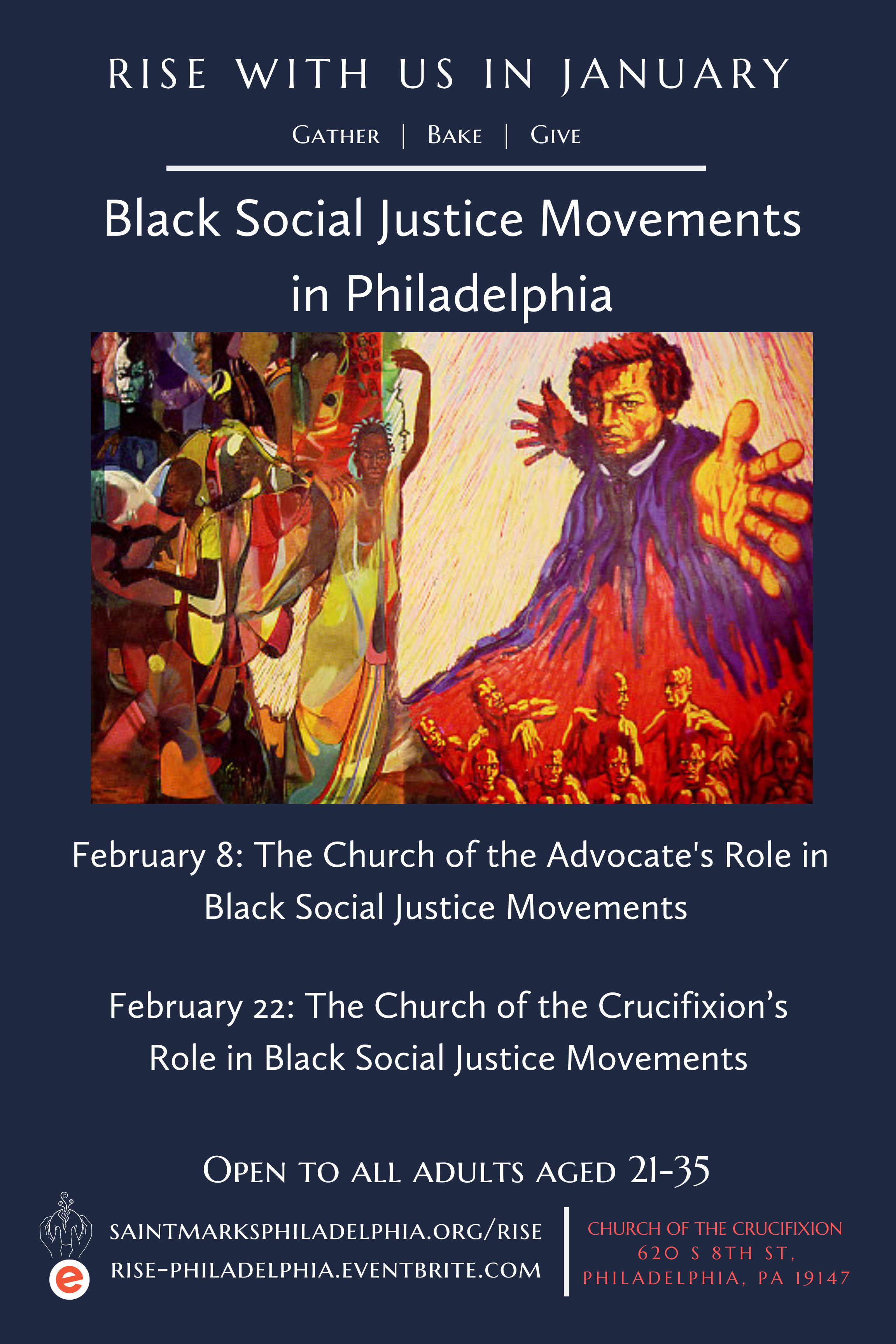Rising Up from Oppression: Black Social Justice Movements in Philadelphia