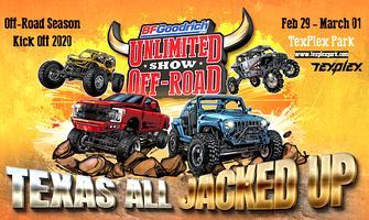Unlimited Off-Road Show - TexPlex Park 2020