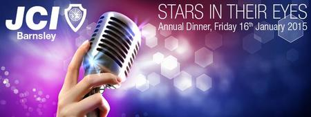 Stars In Their Eyes - JCI Barnsley's Annual Dinner