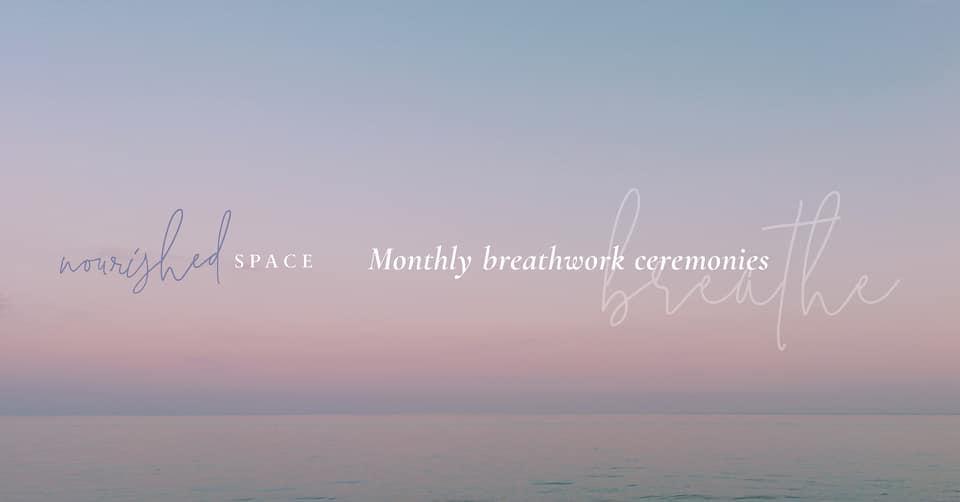 Monthly Breathwork - Breath of Bliss Ceremony