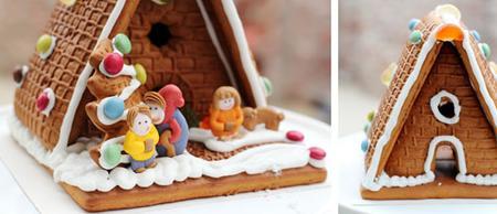 Family Weekend: DIY Gingerbread House