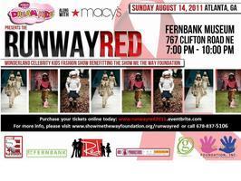 2011 Runway RED Wonderland Kids Fashion Show featuring...