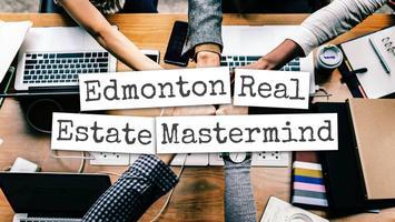 Edmonton Real Estate Mastermind September Meeting