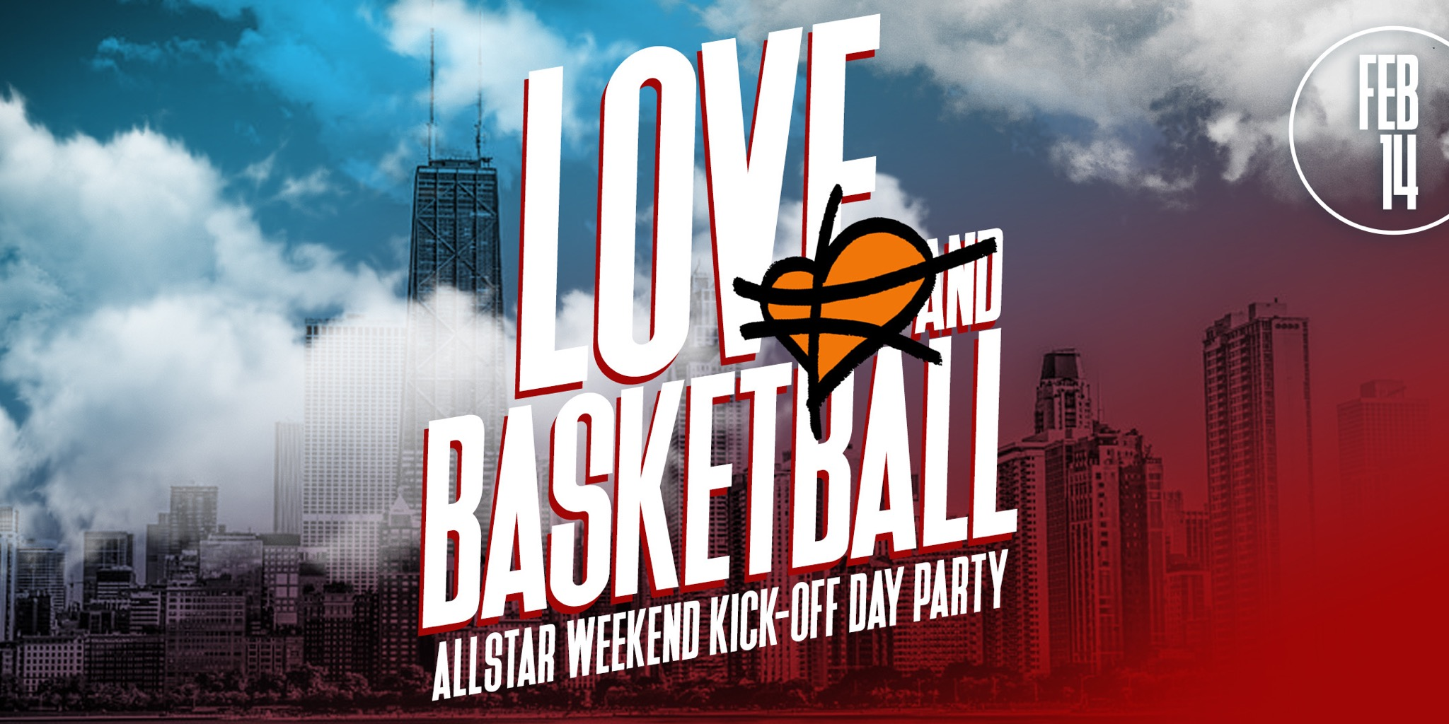 Love & Basketball ALLSTAR WEEKEND DAY PARTY