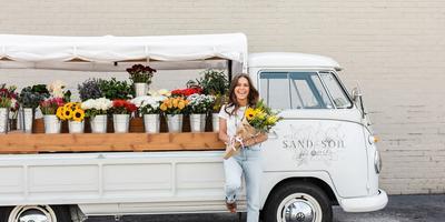 Build Your Own Bouquet @ Legacy West