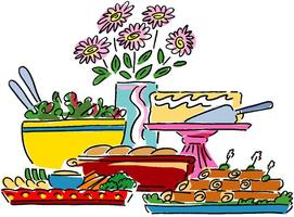 Fairfield Deacons Potluck Brunch/Lunch - Postponed 4/6