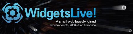 Widgets Live!