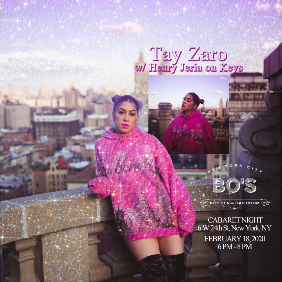 Tay Zaro Cabaret