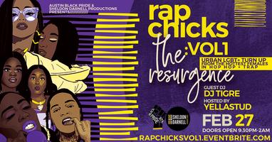 Rap Chicks Vol. 1: The Resurgence