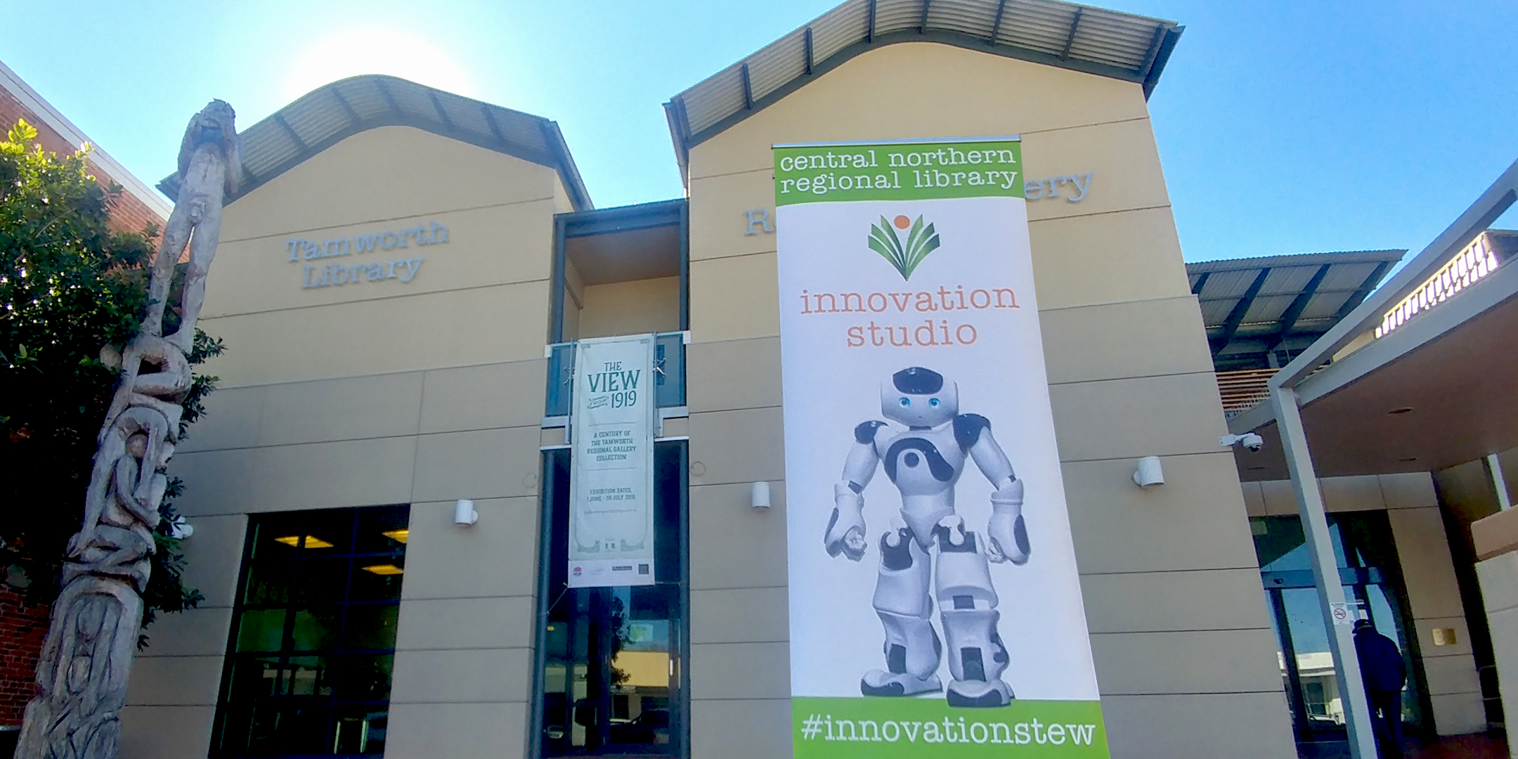 Free Makerspace at Tamworth City Library Innovation Studio