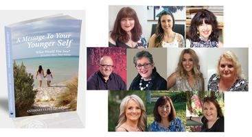 Book Launch for A MESSAGE TO YOUR YOUNGER SELF: WHAT...