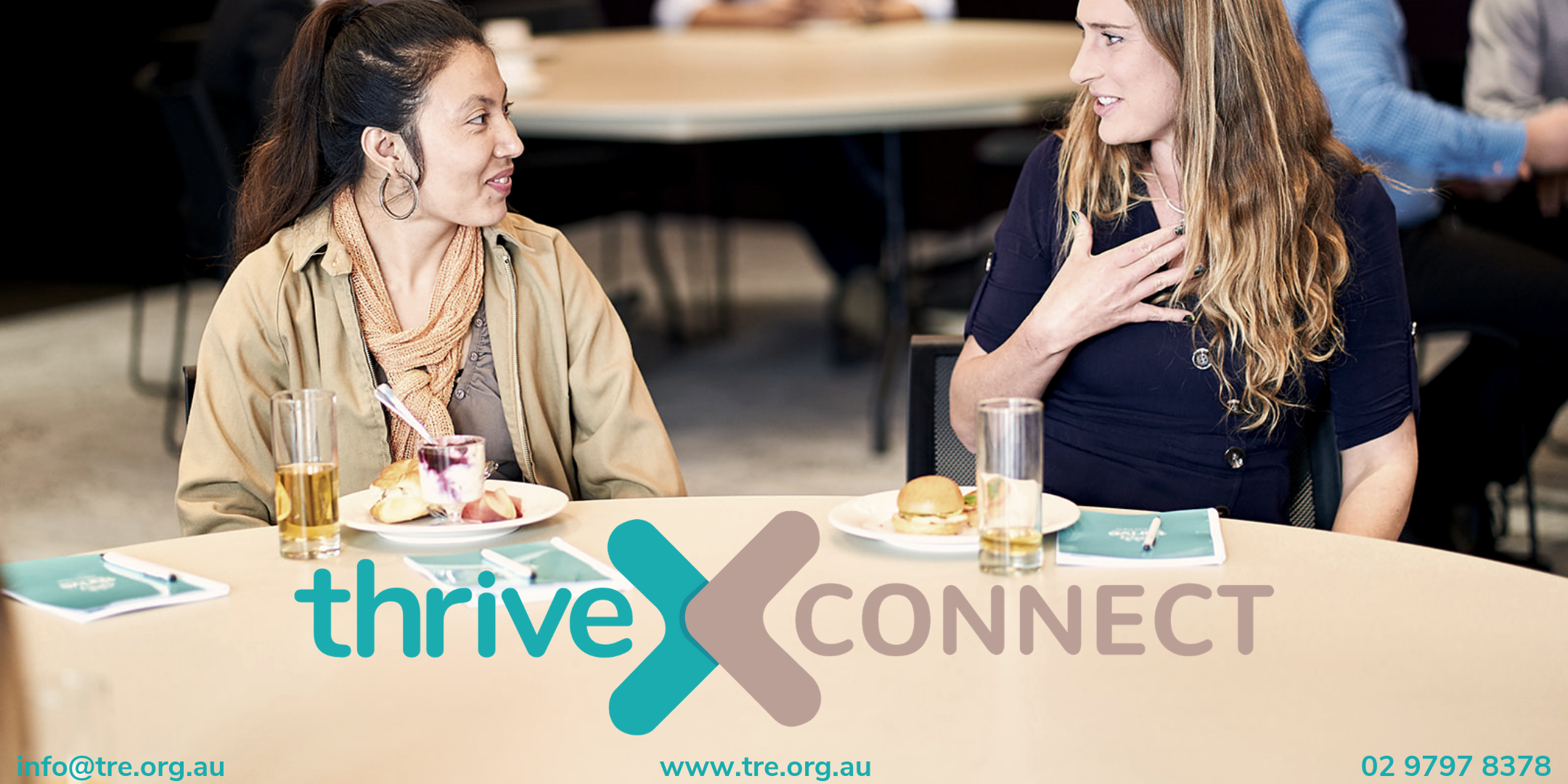 Thrive Connect: Website Building for a Small Business