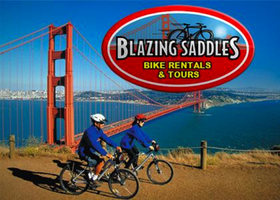 International Orientation – Blazing Saddles Bike Tour