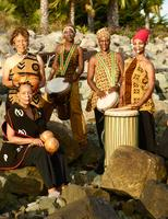 Ashkenaz 47th Anniversary Show ft. Sistahs of the Drum