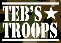 Teb's Troops' Second Annual A Call to Arms Fundraising...