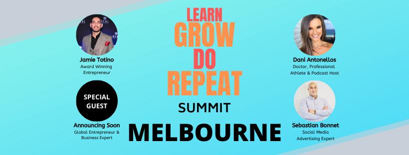 Learn Grow Do Repeat Summit