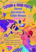 GUACAMAYO TROPICAL presenta: ARAB & CUMBIA Party con...