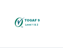 TOGAF 9: Level 1 And 2 Combined 5 Days Training in...