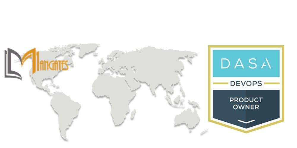DASA – DevOps Product Owner 2 Days Virtual Live Training in Dusseldorf