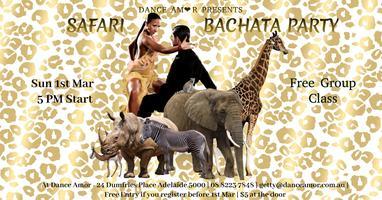 Safari Bachata Party