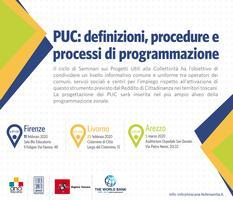 I Progetti Utili alla Collettività (PUC):...