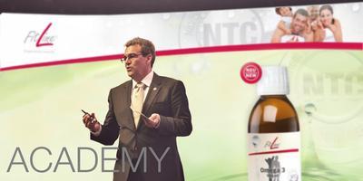 FITLINE ACADEMY con Dr.  med. Tobias Kühne