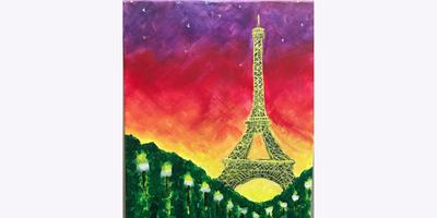 Paint & Sip at Whired Wine Bar