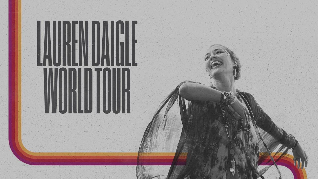 Lauren Daigle's World Tour - Childfund Volunteers - Houston, TX