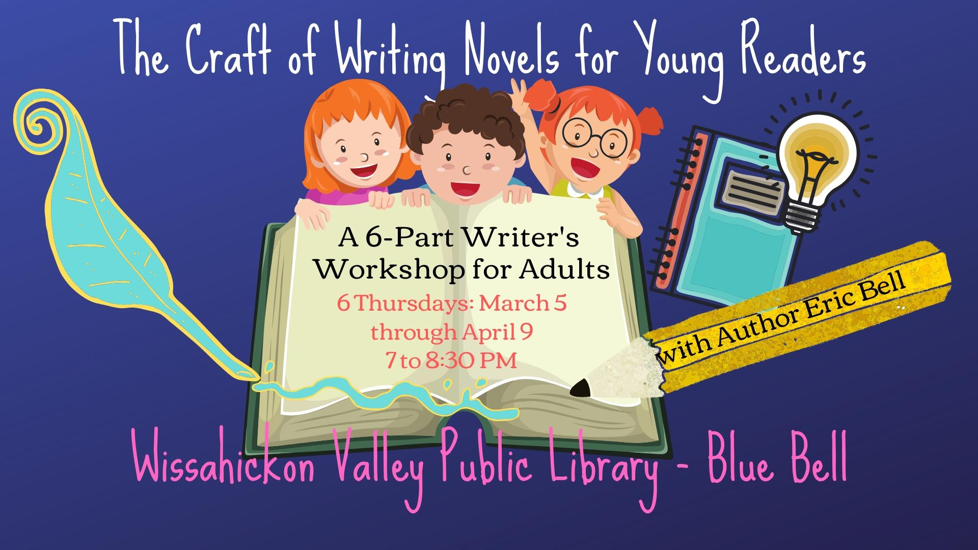 The Craft of Writing Novels for Young Readers