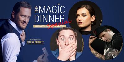 "THE MAGIC DINNER Special ""Die jungen Wilden"""