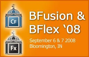 BFusion and BFlex: Two Days, Two Events