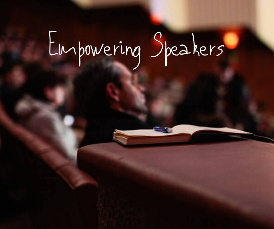 Empowering Speakers