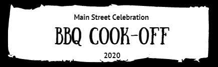 2020 BBQ Cook-Off at Wayland Main Street Celebration