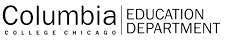 Columbia College Chicago- Education Department logo