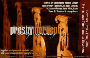 Presbymergent: Always Reforming - Emergence in the...