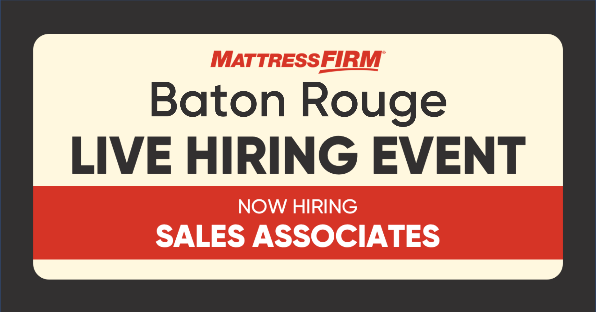 Baton Rouge - On-the-Spot Interviews