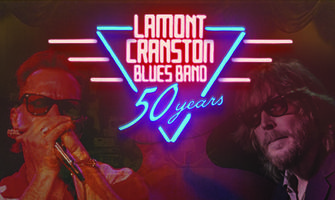 POSTPONED: Lamont Cranston Band Featuring Bruce McCabe