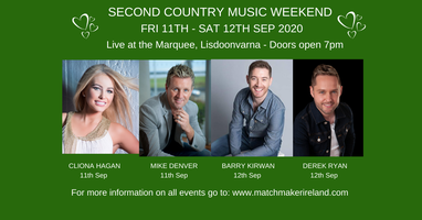 Lisdoonvarna Country Music Weekend