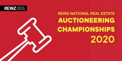 2020 REINZ National Real Estate Auctioneering...