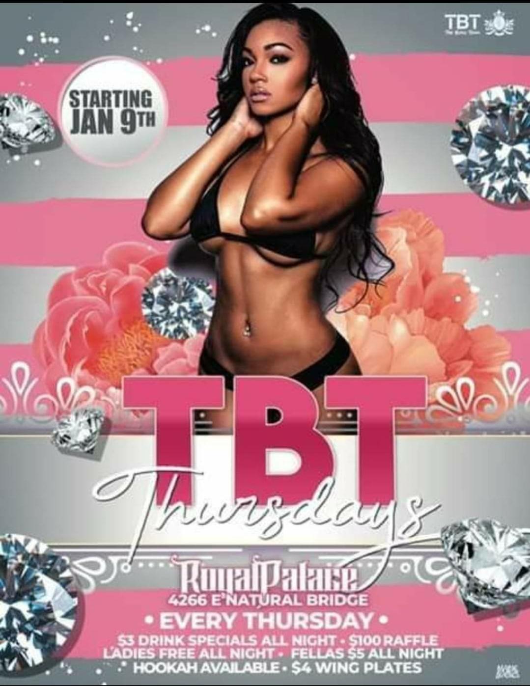 TBT Thursday's @ Royal Palace